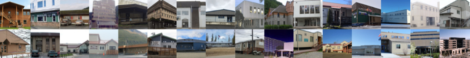 Collage of Courthouse images